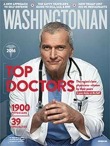 Dr. Ryan Miyamoto was again listed as one of the Washingtonian Magazine's Top Doctors in the field of Orthopaedic Surgery for 2016.